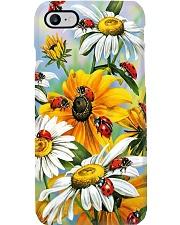 Hippie Flower Phone Case i-phone-7-case