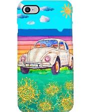 Sunflower Vw Bug 2 Phone Case i-phone-7-case