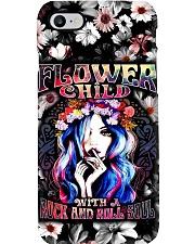 Flower child Phone Case i-phone-7-case
