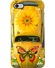 Sunflower  VW Bug Phone Case i-phone-7-case