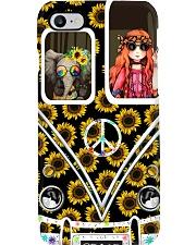 Peace - Sunflower Phone Case i-phone-7-case