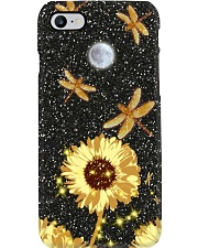 Flower Dragonfly Phone Case i-phone-7-case