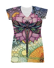 Dragonfly Love All-over Dress thumbnail