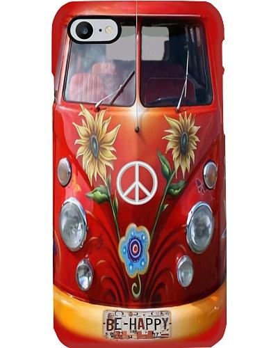 VW Bus - Be Happy