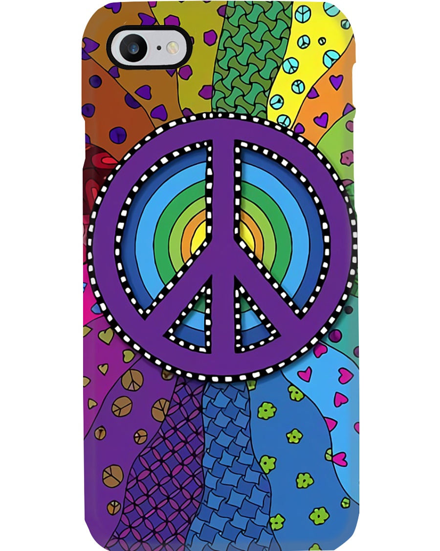 Hippie Peace Phone Case