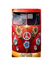 Peace Vw Bus Hand Towel thumbnail