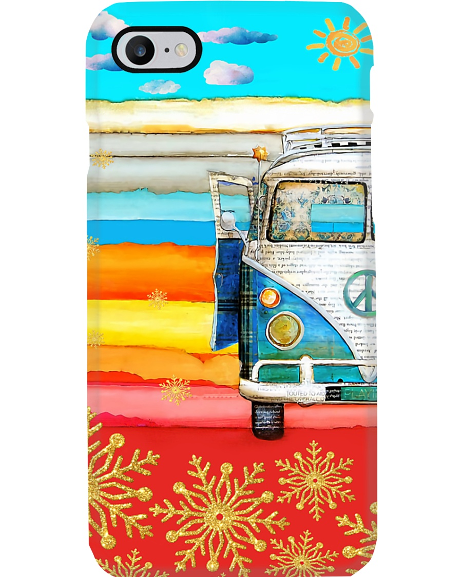Vw Bus Christmas Phone Case