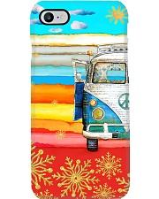 Vw Bus Christmas Phone Case i-phone-7-case