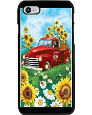 Sunflower Phone Case i-phone-7-case