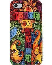 Peace On Earth Phone Case i-phone-7-case