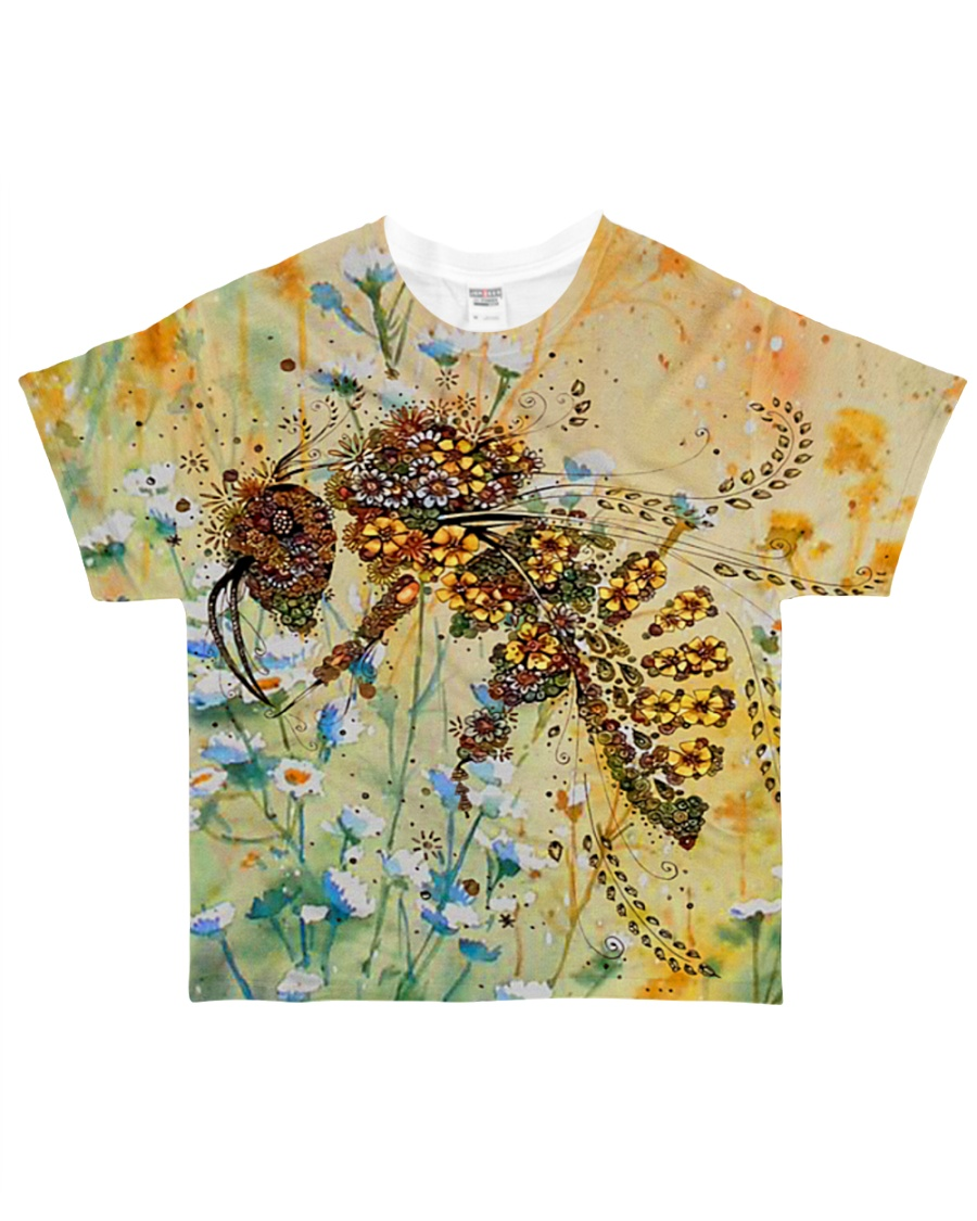 Bee Love All-over T-Shirt
