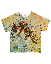 Bee Love All-over T-Shirt front