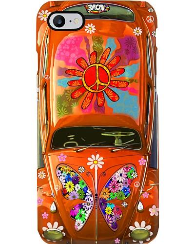 Hippie VW Bug
