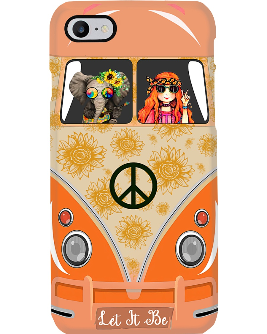 On A Dark Desert Highway Cool Wind In My Hair Phone Case