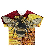 Bee Lover All-over T-Shirt front