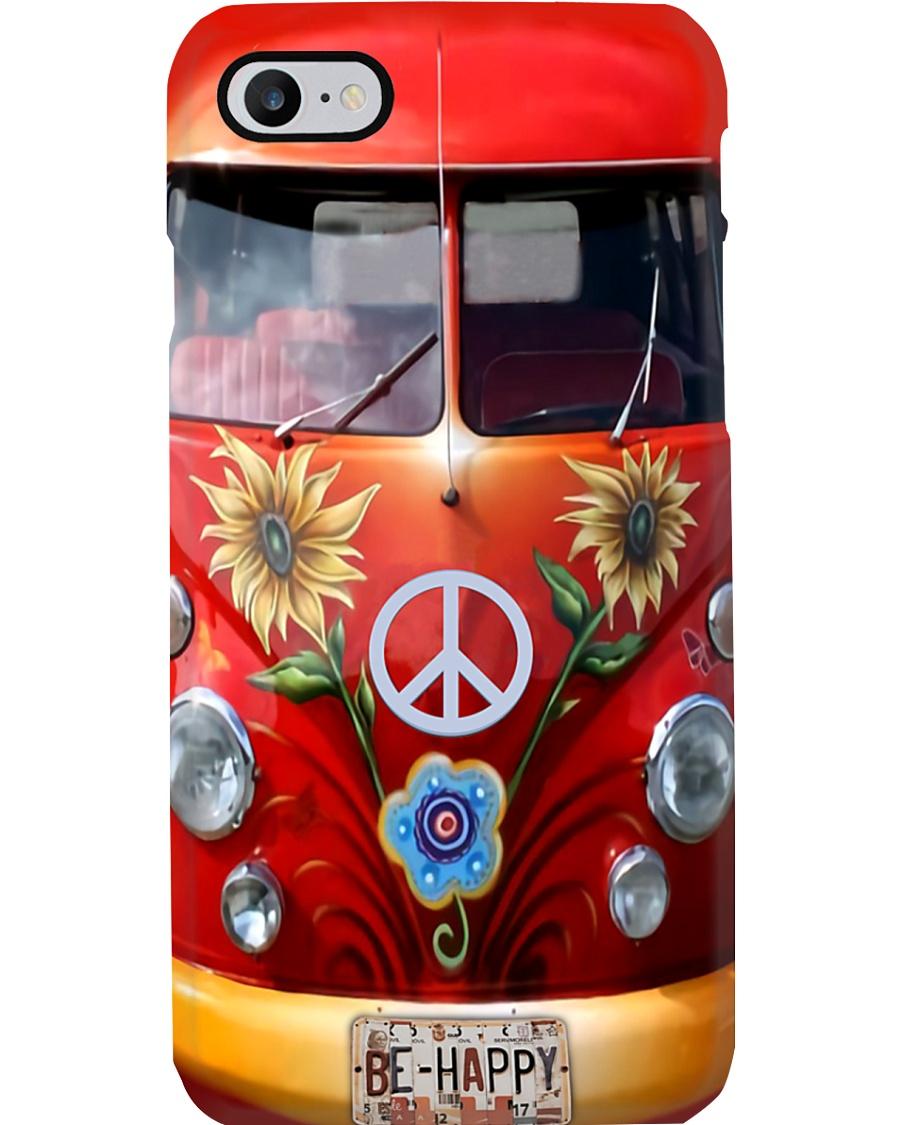 Be Happy VW Bus Phone Case