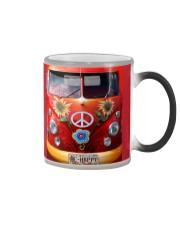 Be Happy VW Bus Color Changing Mug thumbnail