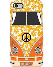 Flower VW Bug Phone Case i-phone-7-case