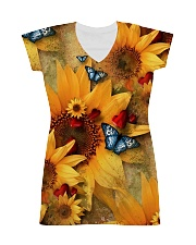Sunflower - Butterfly All-over Dress thumbnail