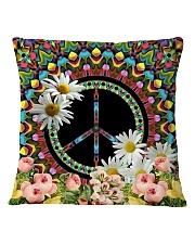 Flower Peace Square Pillowcase thumbnail
