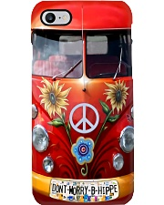 Dont Worry Be Hippie Phone Case i-phone-7-case