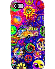 Hippie Vw Bus Phone Case i-phone-7-case