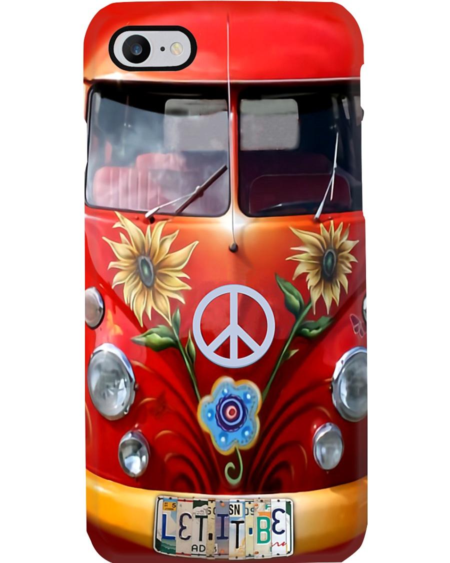 Vw Bus - Let It Be Phone Case