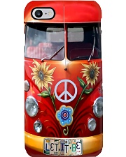 Vw Bus - Let It Be Phone Case i-phone-7-case