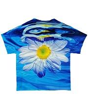 Hippie Daisy All-over T-Shirt back