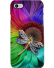 Sunflower - Dragonfly Phone Case i-phone-7-case