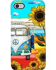 Vw Bus - Sunflower Phone Case i-phone-7-case