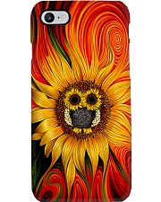Owl - Sunflower Phone Case i-phone-7-case