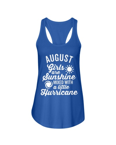 August Girls Are Sunshine Mixed