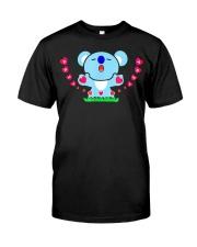 Cute Funny K Pop Koya Shirts Bts Army Merchandise  Classic T-Shirt front