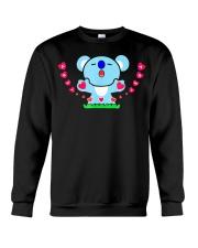Cute Funny K Pop Koya Shirts Bts Army Merchandise  Crewneck Sweatshirt thumbnail