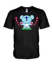 Cute Funny K Pop Koya Shirts Bts Army Merchandise  V-Neck T-Shirt thumbnail
