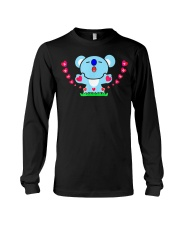 Cute Funny K Pop Koya Shirts Bts Army Merchandise  Long Sleeve Tee thumbnail