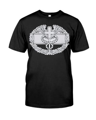 Combat Medic T Shirt Army Veteran Tee Veteran Tshi