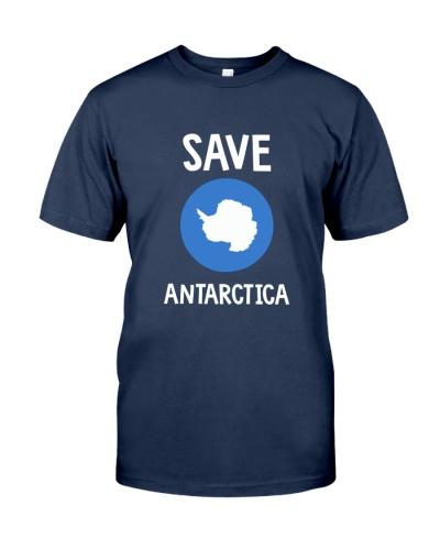 Save Antarctica Global Warming Environmental