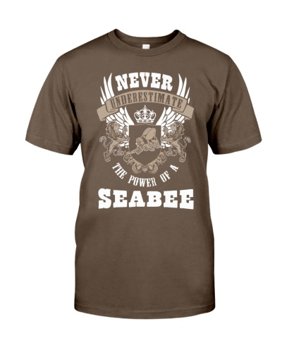 Never Underestimate The Power of A Seabee