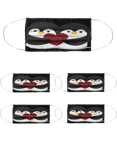 Penguin Mask 3D