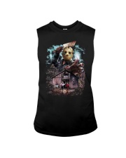 Run Run Run Sleeveless Tee thumbnail