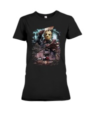 Run Run Run Premium Fit Ladies Tee thumbnail