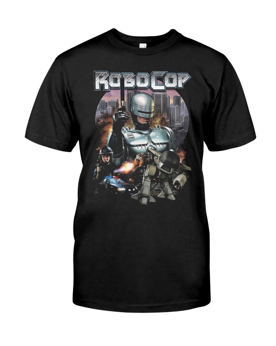 R0B0C0P Classic T-Shirt