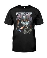R0B0C0P Classic T-Shirt front