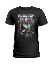 R0B0C0P Ladies T-Shirt thumbnail