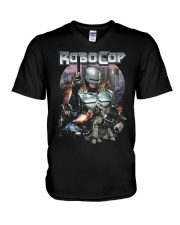 R0B0C0P V-Neck T-Shirt tile