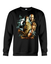 Horror Character 3 Crewneck Sweatshirt thumbnail
