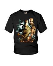 Horror Character 3 Youth T-Shirt thumbnail