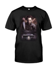 Horror Characters Premium Fit Mens Tee thumbnail
